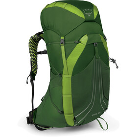 Osprey Exos 58 Rugzak Heren, tunnel green